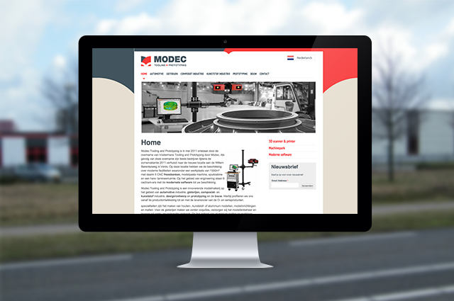 Modec Tooling & Prototyping